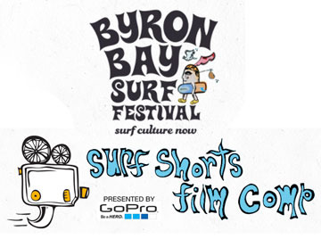 Byron Bay Surf Festival - Surf Shorts Film Competition